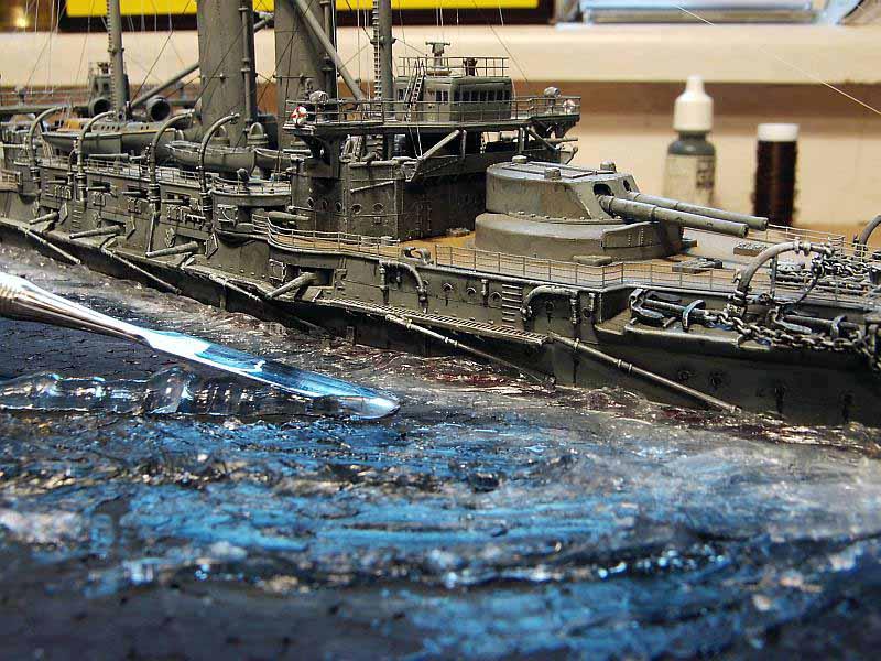 model warships com