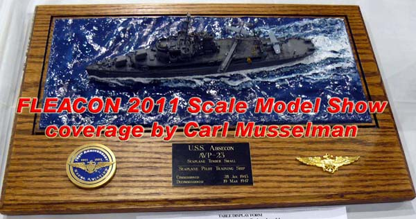 M O D E L W A R S H I P S C O M Fleacon 2011 Scale Model