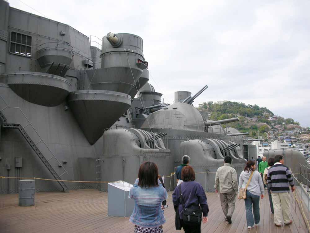 Yamato Model Kure Japan