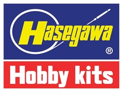 Hasegawa, distributed in North America by Great Planes Model Distributors